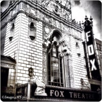 Photo taken at The Fabulous Fox by Erin T. on 10/8/2012
