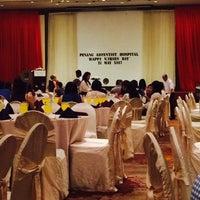 Photo taken at Berjaya Penang Hotel by Intan S. on 5/21/2017