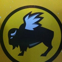 Photo taken at Buffalo Wild Wings by Rebecca M. on 4/17/2013