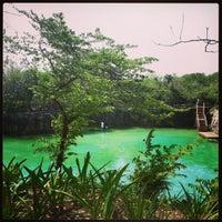 Photo taken at Blue Diamond Riviera Maya by J Manuel Q. on 2/25/2013