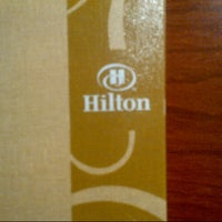 Photo taken at DoubleTree by Hilton Hotel Salt Lake City Airport by ((( TJANDRA ))) on 9/29/2012