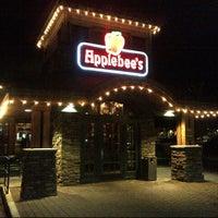 Photo taken at Applebee's Neighborhood Grill & Bar by ((( TJANDRA ))) on 9/24/2012
