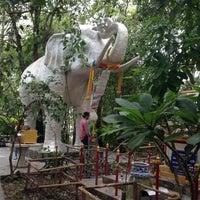 Photo taken at Wat Pa Phu Thap Boek by Aoun K. on 7/10/2016