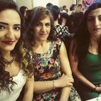 Photo taken at myrra performance by Deniz B. on 4/30/2016