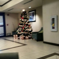 Photo taken at Holiday Inn Express & Suites El Paso Airport by Mike D. on 12/17/2015