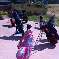 Photo taken at First Tee Golf by Stacey F. on 7/6/2013