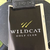 Photo taken at Wildcat Golf Course by Stacey F. on 3/15/2016