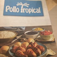 Photo taken at Pollo Tropical by Stacey F. on 7/9/2014