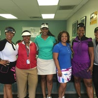 Photo taken at First Tee Golf by Stacey F. on 3/22/2015