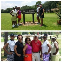 Photo taken at Quail Valley Golf Course by Stacey F. on 8/3/2014
