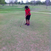 Photo taken at First Tee Golf by Stacey F. on 4/9/2013