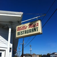 Photo taken at Willie Mae's Scotch House by Stacey F. on 12/8/2012