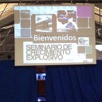 Photo taken at Comunidad Cristiana Betania by Alfredo C. on 10/4/2013