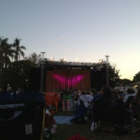 Photo taken at Broadway in the Park by Michelle W. on 8/21/2013