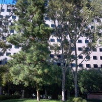 UCLA Bunche Hall - Westwood - Los Angeles, CA