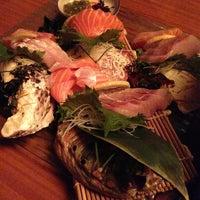 Photo taken at 魚喰楽屋 by Tetsuya W. on 2/14/2013