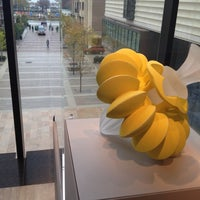 Photo taken at Chazen Museum Of Art by Jonathan M. on 10/13/2012
