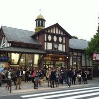 4/19/2013にPisut N.が原宿駅で撮った写真