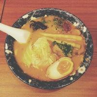 Photo taken at 元町の味 Motomachi Noodles by mybeky on 9/5/2013