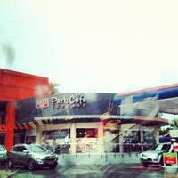 Photo taken at Petron Service Station by Syeri L. on 10/2/2012