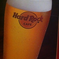 Photo taken at Hard Rock Cafe Hyderabad by Shruthi R. on 12/15/2012