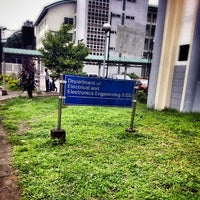 Photo taken at UP Electrical and Electronics Engineering Institute by Gilbert M. on 9/4/2014
