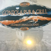 Photo taken at Gondola Pub & Grill by Katie B. on 2/6/2016
