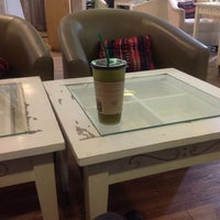 Photo taken at Yoddoi Coffee & Tea by Dhla S. on 2/27/2014