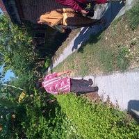 Photo taken at Balai Desa Tlanak by muh rusli r. on 3/7/2013