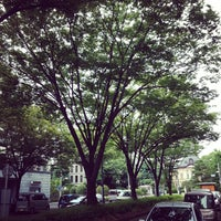 Photo taken at 釜座通(下立売〜三条間) by うみ u. on 8/22/2014