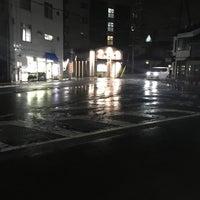 Photo taken at 新町通武者小路トライアングル by うみ u. on 1/29/2016