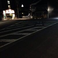 Photo taken at 新町通武者小路トライアングル by うみ u. on 5/26/2015