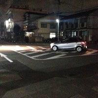 Photo taken at 新町通武者小路トライアングル by うみ u. on 10/8/2013