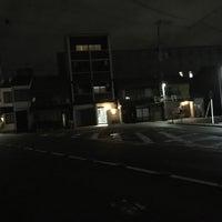 Photo taken at 新町通武者小路トライアングル by うみ u. on 9/4/2018