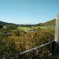Photo taken at Argentario Golf Resort & Spa by Jelle V. on 4/19/2016