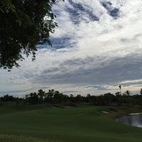 Photo taken at Nikanti Golf Club by mot_lew on 6/28/2015