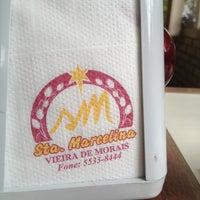 Photo taken at Padaria Santa Marcelina by Paulo L. on 11/15/2012