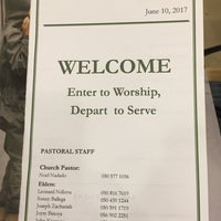 Photo taken at St. Andrews Church by reea 1. on 6/10/2017