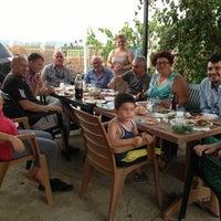 Photo taken at Yüksel Çiftlik by Gülten Ö. on 8/9/2013