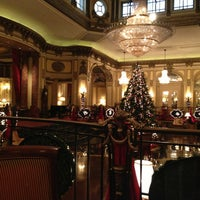 Photo taken at The St. Regis Rome by Lina E. on 1/6/2013