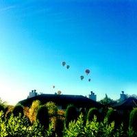 Photo taken at Villagio Inn & Spa by Jennifer C. on 9/16/2012