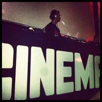 Photo taken at Cinema Hall by Eva J. on 1/27/2013