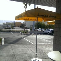 Photo taken at Jamba Juice McCarran Marketplace by Jim M. on 3/13/2014