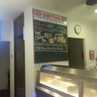 Photo taken at Smiths Authentic British Fish And Chips by Shei Wah T. on 3/9/2013