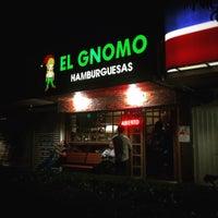Foto tomada en El Gnomo por Jorge A. el 5/1/2015