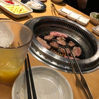 Photo taken at 焼肉きんぐ 月見町店 by なかくん on 4/6/2018