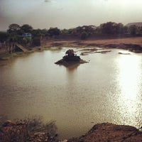 Photo taken at Rampura Talaab by Dushyant B. on 6/30/2013