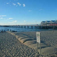Photo taken at Busselton Jetty by David R. on 4/23/2016