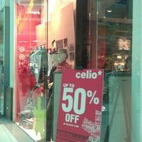 Photo taken at Celio by Teejorg D. on 11/15/2012
