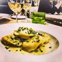 Photo taken at MKT Restaurant by Gaia.Ellie S. on 5/21/2016